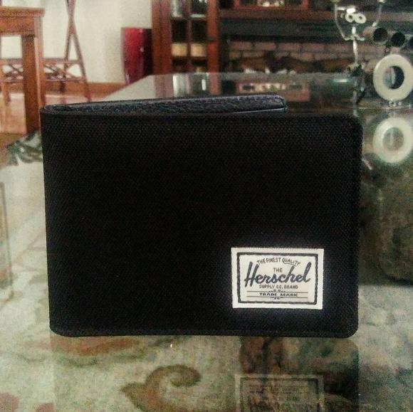 8e22c0f4ed1d Herschel Supply Company Other - Herschel Supply Co Hank RFID Bifold Wallet